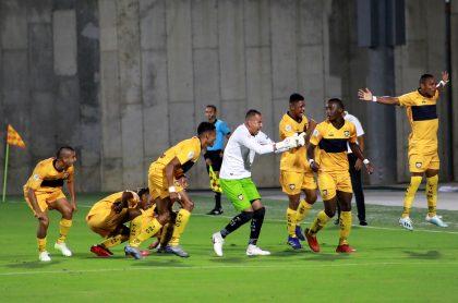 Los goles de Nelson Ramos en la B de Colombia este 2021