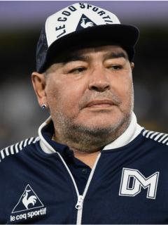 Revelan audios del médico Luque hablando sobre la muerte de Diego Maradona.