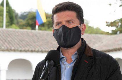 Diego Molano, nuevo ministro de Defensa: quién es y su cercanía a Uribe