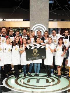 Foto de  participantes de 'Masterchef Celebrity' 2021