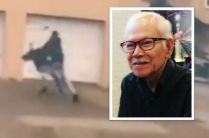 Vicha Ratanapakdee, de 84 años, falleció en Estados Unidos luego de ser brutalmente atacado por un joven, en plena calle.