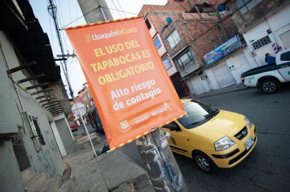 Medidas en Bogotá: restricciones que se levantan; sigue pico y cédula