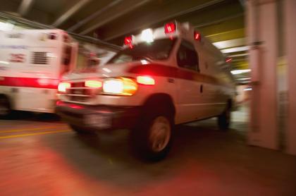 Se registró explosión en Bogotá por una cámara de oxígeno.