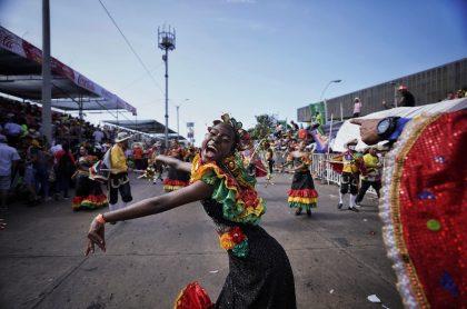 Toque de queda y ley seca en Barranquilla en febrero, durante el fin de semana del Carnaval 2021.