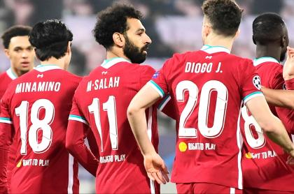 Liverpool no podría entrar a Alemania para próximo partido de Champions. Imagen de referencia del club inglés.