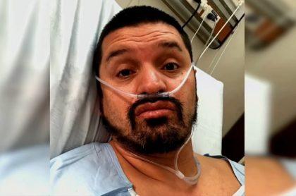 Hassam, humorista que publicó un sentido mensaje a propósito del Día mundial de la lucha contra el cáncer