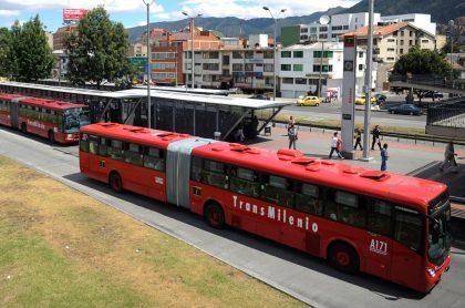 Transmilenio, sistema de transporte público que no tendrá aumento en su tarifa durante el 2021