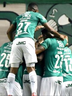 Rivales para Cali, Tolima, Pasto y Equidad en sorteo de Sudamericana. Imagen de referencia del Cali.