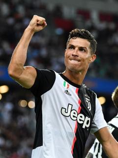 Cristiano Ronaldo celebra triunfo. Juventus vs. Tottenham, ilustra nota sobre cumpleaños de 'CR7', sus apodos y otros datos.