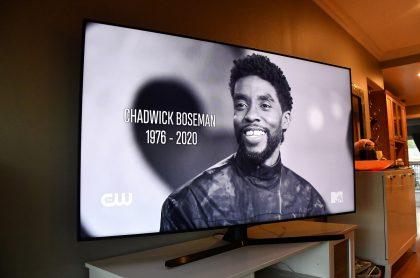 Nominaciones de Chadwick Boseman, protagonista de película Pantera Negra