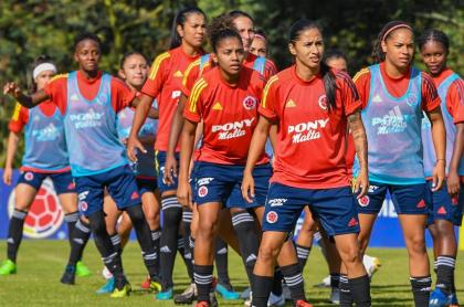 Las jugadoras de la Selección Colombia femenina manifestaron su inconformismo por la manera en que se planteó la liga femnina del 2021.