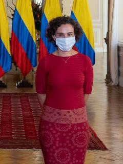 La designación de Bibiana Taboada en el Banco de la República incluso indignó a la periodista Salud Hernández.