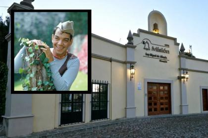 Video: así luce casa de Cantinflas, 28 añosdespuésde su muerte