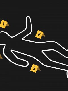 Masacre en el Cauca este sábado 6 de febrero del 2021.
