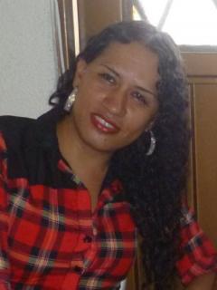 Giovanna Betancourth, mujer transexual que trabajaba como prostituta, fue asesina este fin de semana en Cali.