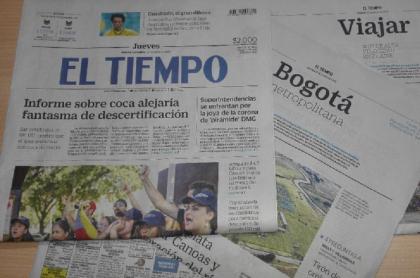 El Tiempo, diario del que habló Antonio Caballero al pensar si Néstor Humberto Martínez sería su nuevo director