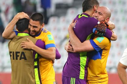 Tigres da el golpe ante Palmeiras y va a la final del Mundial de Clubes
