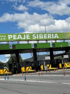 Nuevos peajes que funcionarán en Cundinamarca de este febrero de 2021.
