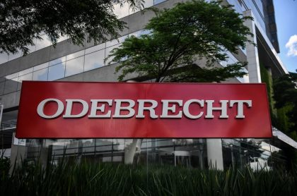 Foto de Odebrecht ilustra nota sobre pruebas de transacciones entre esa compañía y empresa vinculada a la reelección de Juan Manuel Santos