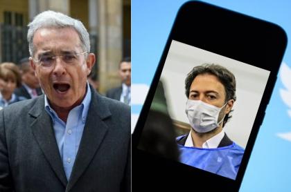 Álvaro Uribe y Daniel Quintero pelean por crisis de EPM.