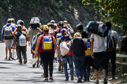 Colombia: Iván Duque presenta proyecto para regularizar a venezolanos
