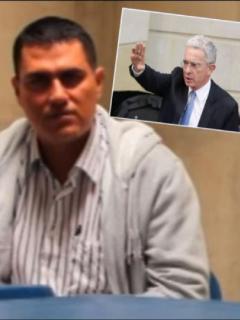 Juan Guillermo Monsalve, testigo contra Álvaro Uribe, dice que desconfía de la Fiscalía en el proceso contra el expresidente