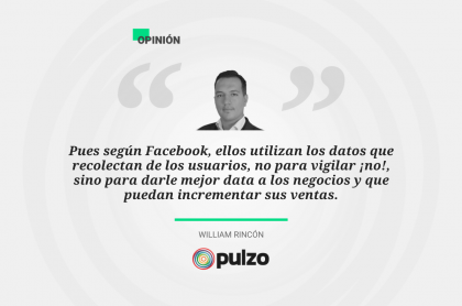 Frase destacada sobre la pelea de Apple vs Facebook.