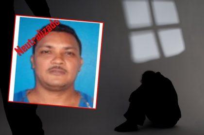 Foto de alias 'Marihuano', que tenía víctimas sexuales.