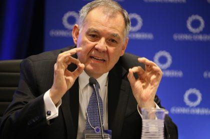 Alejandro Ordóñez dio positivo para coronavirus