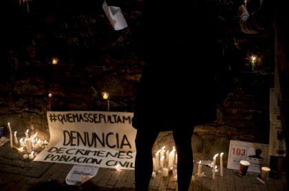 Imagen ilustrativa en nota sobre reproche de HRW por lenta reacción de Colombia ante crímenes de líderes sociales