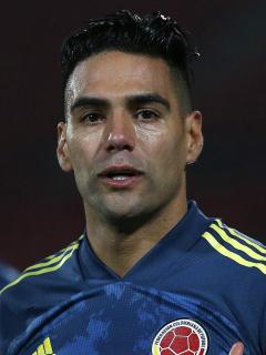 Radamel Falcao García, que podría regresar a River Plate