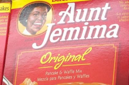 Aunt Jemina se termina en el mundo y entra una nueva marca.