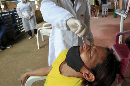 Brasil, según el Consejo Nacional de Salud (Conass), presentó 3.251 muertes relacionadas con el coronavirus en las últimas 24 horas.