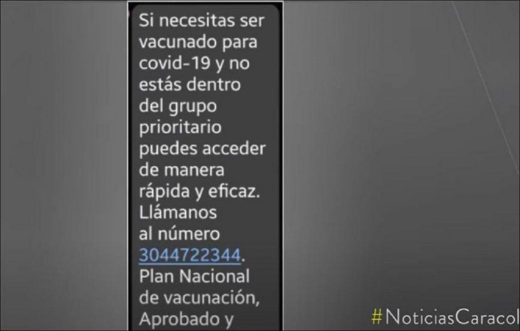 Imagen tomada de Noticias Caracol