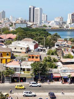Foto de Cartagena ilustra nota sobre ¿qué vehículos no pagarán peaje en Cartagena?; William Dau Chamat