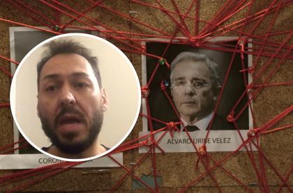Daniel Mendoza, creador de 'Matarife', que pidió ayuda luego de que la Corte Constitucional le pidiera pruebas