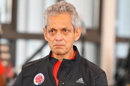 Rueda anuncia cómo reemplazará a James si no puede estar en la Selección. Imagen de referencia del entrenador.
