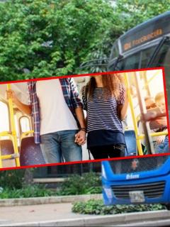 Inseguridad en buses del SITP, ilustrada en ladrones que se hacían pasar por novios.