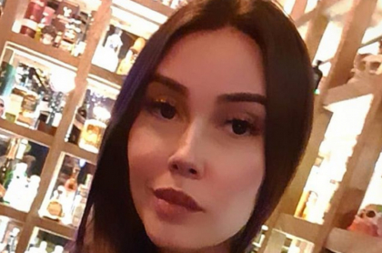 Manuela Gómez, exprotagonista de novela que dice que le están haciendo brujería.