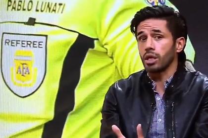 Vargas responde a Lunati por decir que la liga colombiana era de la B.