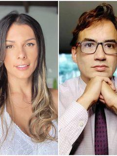 Fotomontaje de Danna Sultana Sergio Barbosa, a propósito de que la modelo trans dijo que él también es trans