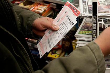Foto de tiquete de lotería ilustra nota sobre resultados de loterías (Bogotá y Qunidío) y chances de febrero 11