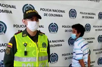Mujer capturada por la muerte de un vendedor informal en Bucaramanga, y todo por un deuda de dinero
