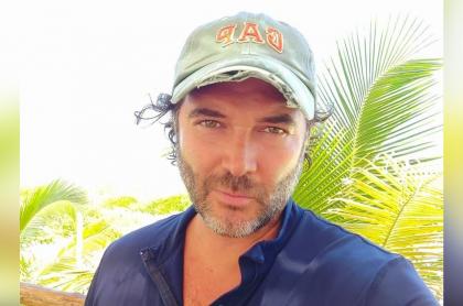 Foto de Rodrigo Mejía, actor mexicano que falleció a los 45 años