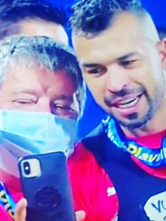Cadavid puso al 'Bolillo' a echar madrazos por título de Copa Colombia