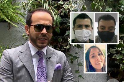 Abelardo de la Espriella habla de acusados en caso de Ana María Castro