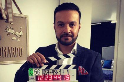 Julián Román, actor que contó que perdió un contrato por posturas políticas.
