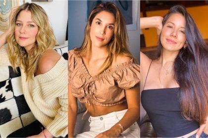 Fotomontaje de Andrea Guerrero, Daniela Ospina y Caterine Escobar, a propósito de que están solteras.