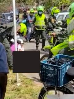 En Cali (Valle del Cauca), un joven de 26 años apareció sin una de sus manos en el barrios Los Naranjos. Autoridades investigan.