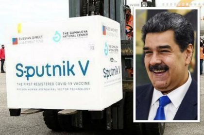 Diputados de la Asamblea Nacional, controlada por el régimen de Nicolás Maduro, fueron vacunados contra COVD-19 antes que ancianos y médicos.